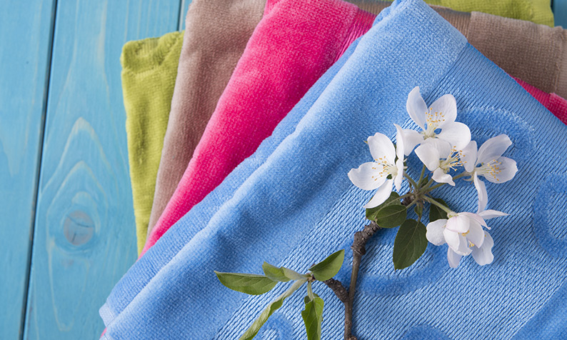 Como perfumar a roupa a lavar