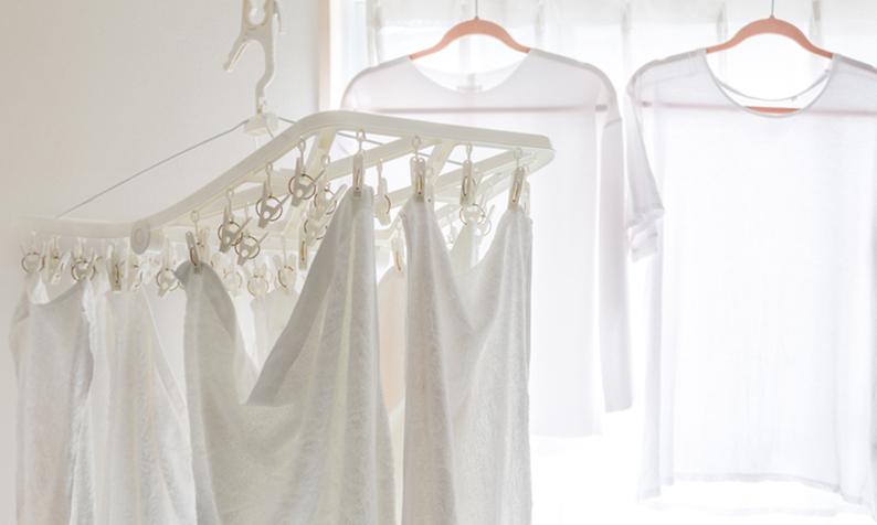 Como remediar os erros de roupa lavada